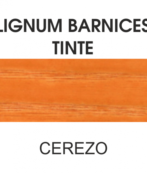 BARNIZ TINTE CEREZO