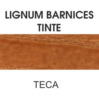 BARNIZ TINTE TECA