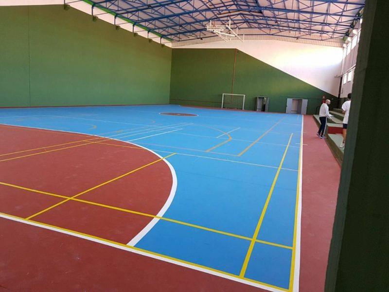 Colegio Salesianos San Ignacio de Cádiz- Pin Sport