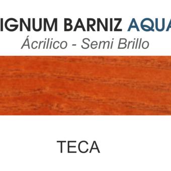 ACRILICO TECA