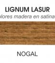 LASUR SINTETICO NOGAL