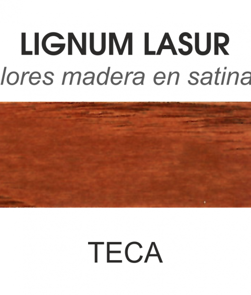 LASUR SINTETICO TECA