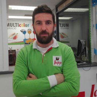 Miguel A. Montejano - Experto en decoración TIENDAS PADEL LA RODA